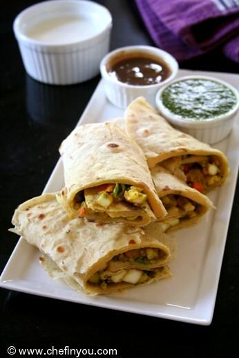 Paneer Moong Kati Roll Recipe | Paneer Wraps Recipe | Kathi Rolls recipe