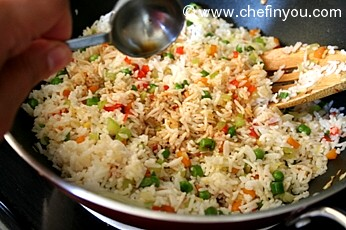 Vegetable fried rice recipe indian indo chinese recipes chef vegetable fried rice recipe indian indo chinese recipes chef in you forumfinder Image collections