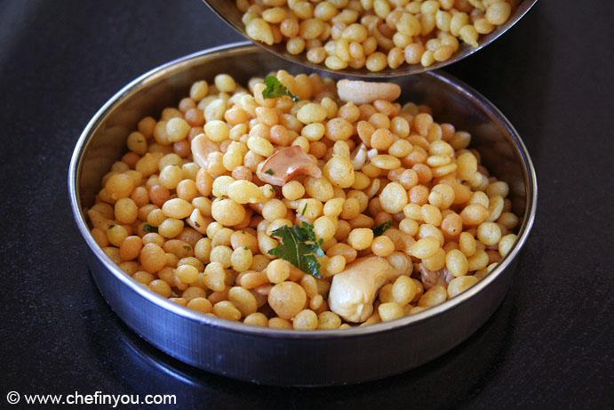 Kara Boondi Recipe | Boondi Recipe