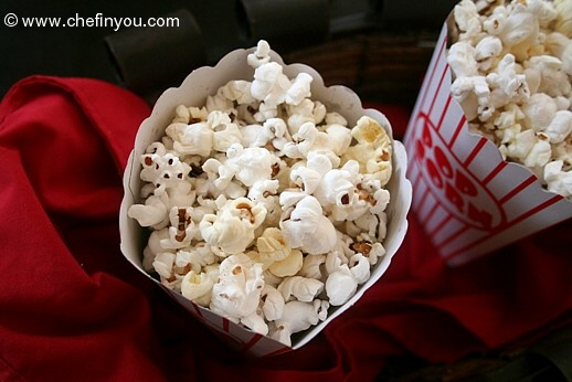 Homemade Popcorn Recipe |  Healthy Popcorn Recipe | Kids Snacks Recipes