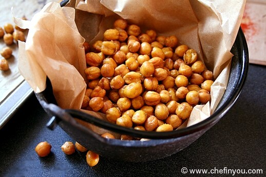 Eggless snacks chef in you roasted chickpeas with indian spices by dk on jan 29 forumfinder Image collections