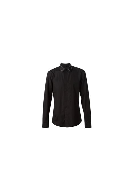 CAMICIA CON COLLO BORCHIATO GIVENCHY | 6 | 15F6200300NERO