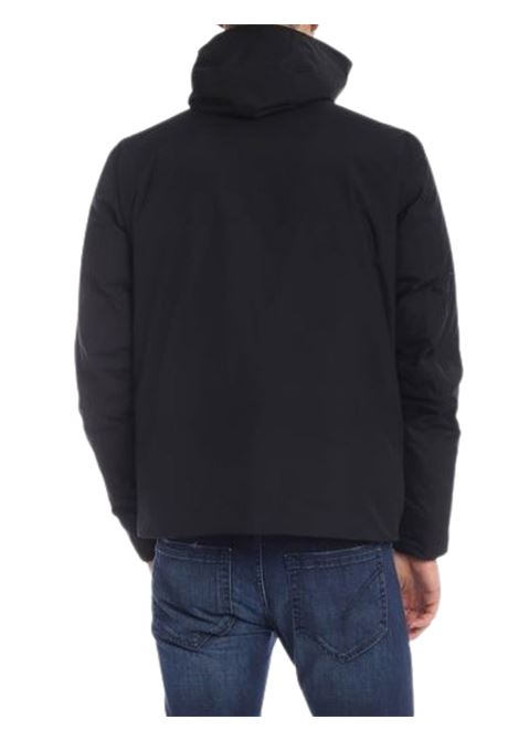 Piumino in Gore-Tex nero con cappuccio HERNO | 13 | PI115UL111219300