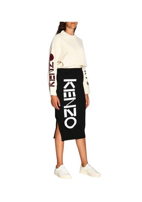 Gonna con logo Kenzo | 15 | F962JU56381499