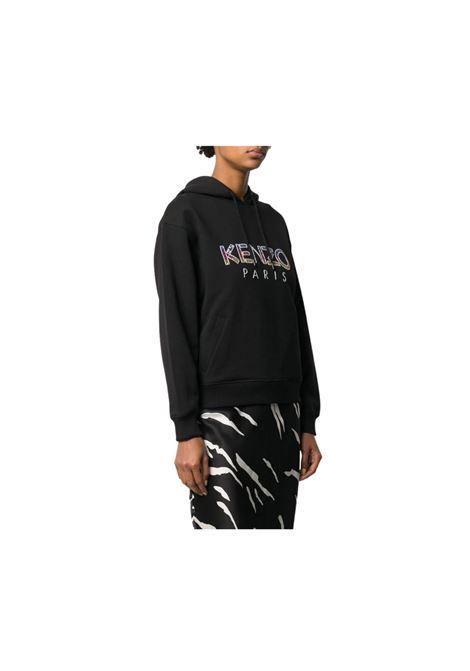FELPA CON CAPPUCCIO Kenzo | -108764232 | FA52SW86696299