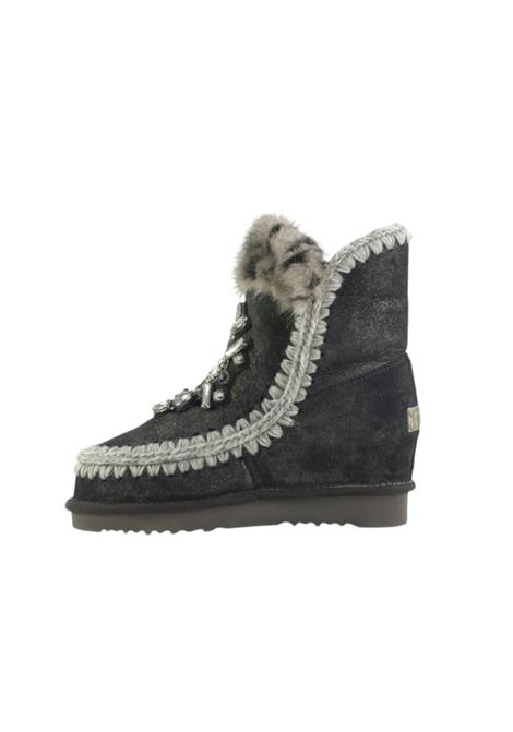 Inner wedge heart patch Mou | 12 | FW121006BDUBLK