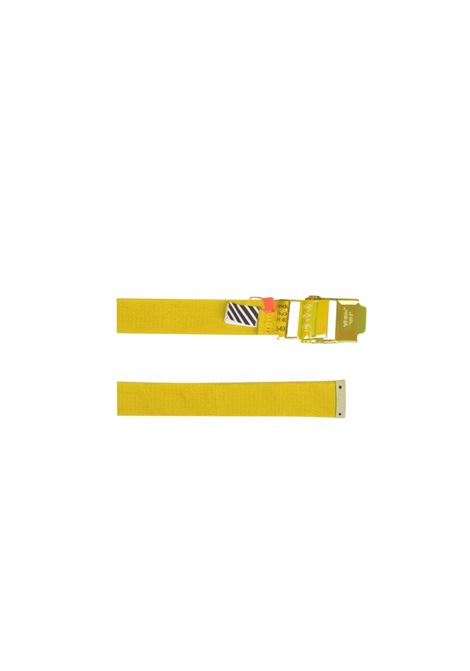 CINTURA INDUSTRIAL 2.0 OFF WHITE | 22 | OMRB034S20F42041GIALLO