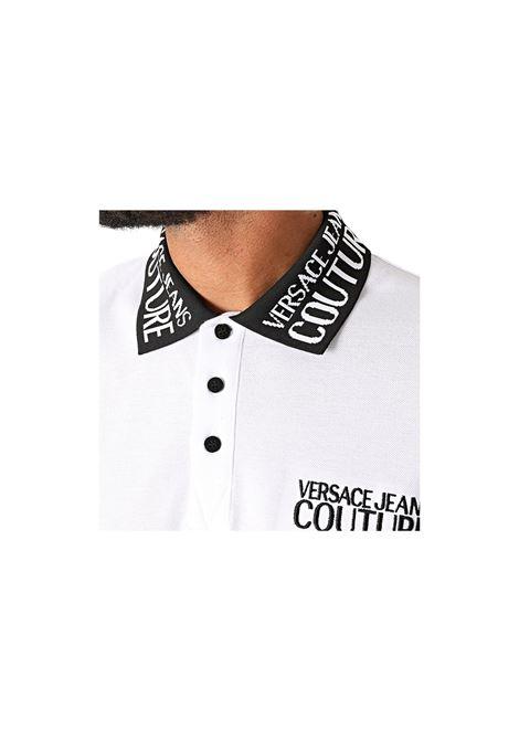 POLLO CON LOGO Versace | 2 | B3GZB7T1ZUM621BIANCO