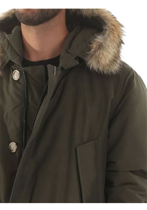 Arctic Parka Df Woolrich | 13 | WOCPS2880DAG