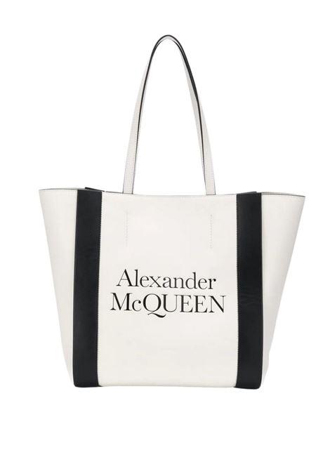 Borsa shopper signature Alexander McQueen | 31 | 6307731X3G19050