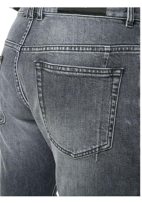 Jeans dritti BALMAIN | 24 | UH15230Z1110PA