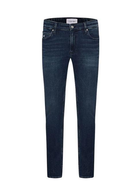 Jeans slim CALVIN KLEIN | 24 | K10K106445DENIM