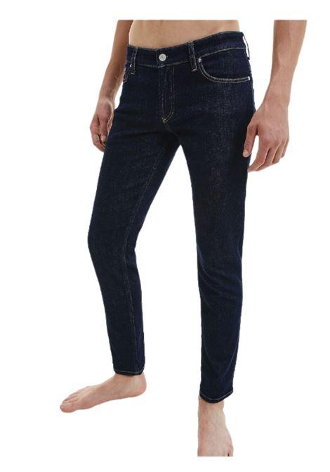 Jeans slim CALVIN KLEIN | 24 | K10K1070051A4