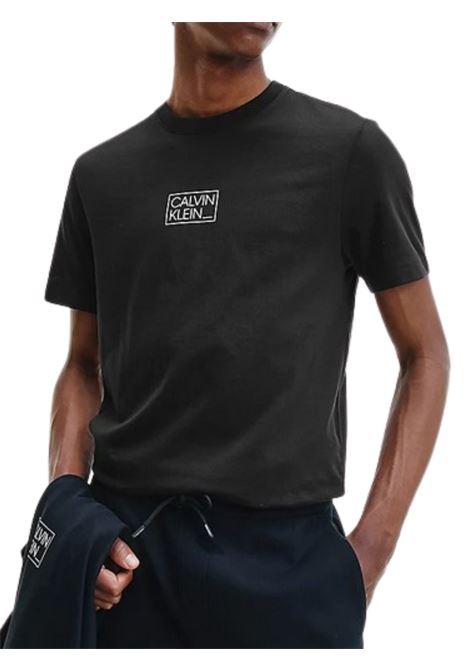 T-shirt con stampa CALVIN KLEIN | 8 | K10K107714BEH