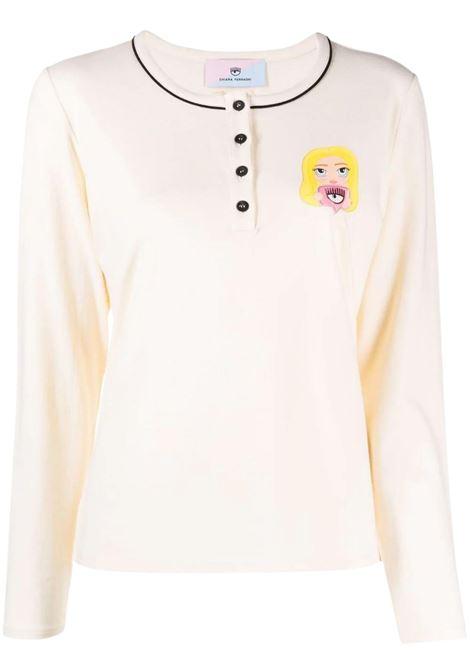 Set pigiama con stampa CHIARA FERRAGNI | 73 | CFV500832201004