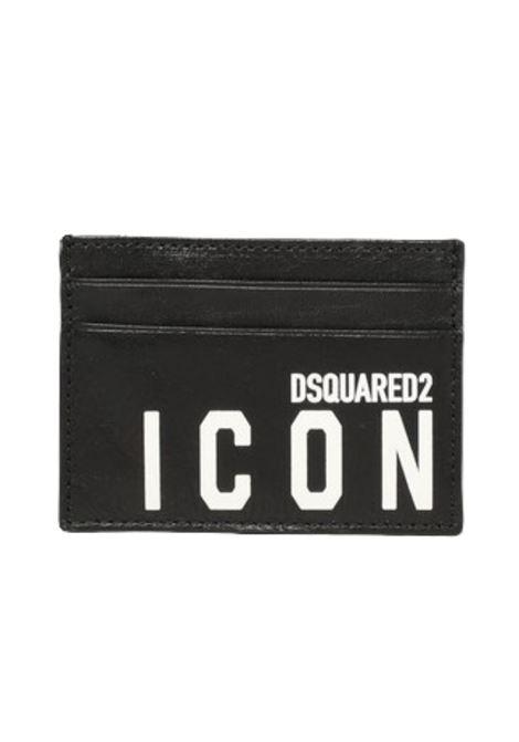 Porta carte di credito DSQUARED2 | 5032332 | CCM000512903205M063