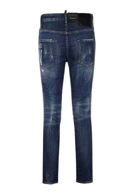 Jeans con logo DSQUARED2 | 24 | S80LA0022470