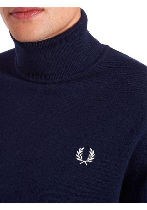 Maglione a collo alto FRED PERRY | 5032385 | K9552608