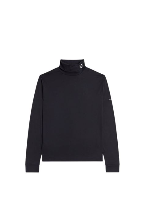 Maglia a collo alto in jersey FRED PERRY | 5032235 | SM1860102
