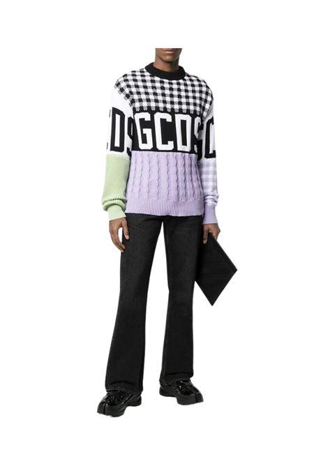 Maglione con decorazione GCDS | 7 | CC94M02020552
