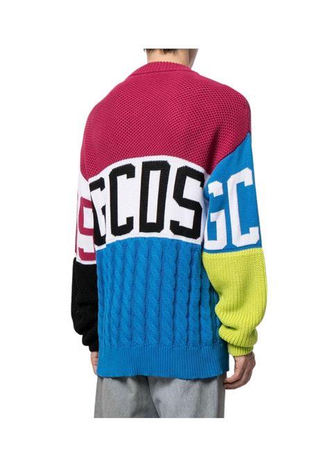 Maglione con decorazione GCDS | 7 | CC94M02020558