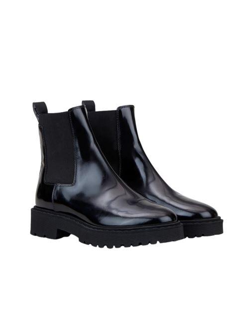 Chelsea Boot nero Hogan | 12 | HXW5430DG8098AB99998A
