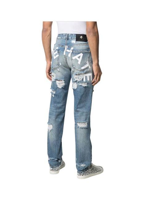 Jeans effetto vissuto Cannon JOHN RICHMOND | 24 | RMP21187JE9J