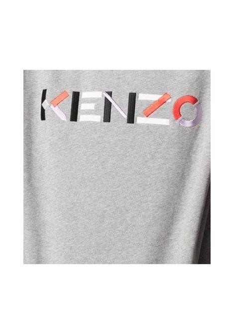 Felpa con logo Kenzo | -108764232 | FA62SW8204MO94A