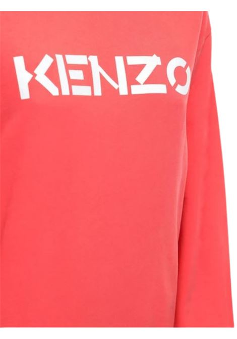 Felpa con logo Kenzo | -108764232 | FA62SW8214MD18
