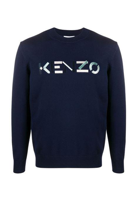 Maglione con ricamo Kenzo | 7 | FA65PU5413LA76