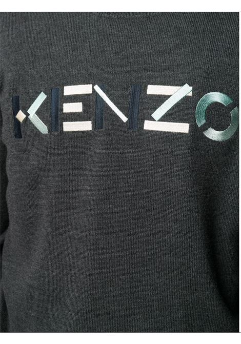 Maglione con ricamo Kenzo | 7 | FA65PU5413LA97