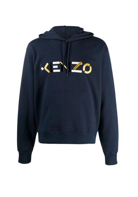 Felpa con ricamo Kenzo | -108764232 | FA65SW3044MO76