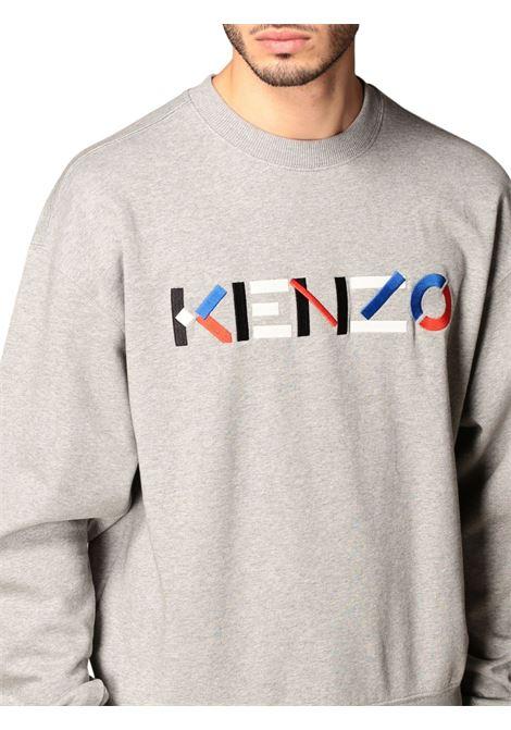 Felpa con stampa Kenzo | -108764232 | FB55SW5234M094