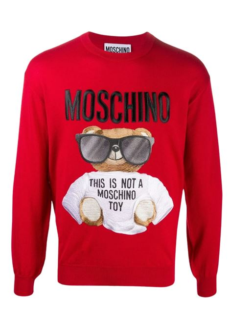 Maglia girocollo Moschino | 7 | V090152000115