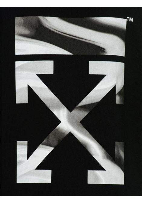 Felpa con logo OFF WHITE   -108764232   OWBA055R21JER0011009