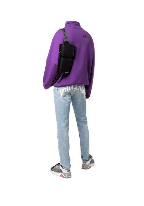 Jeans slim con stampa PALM ANGELS | 24 | PMYA012R21DEN0014001