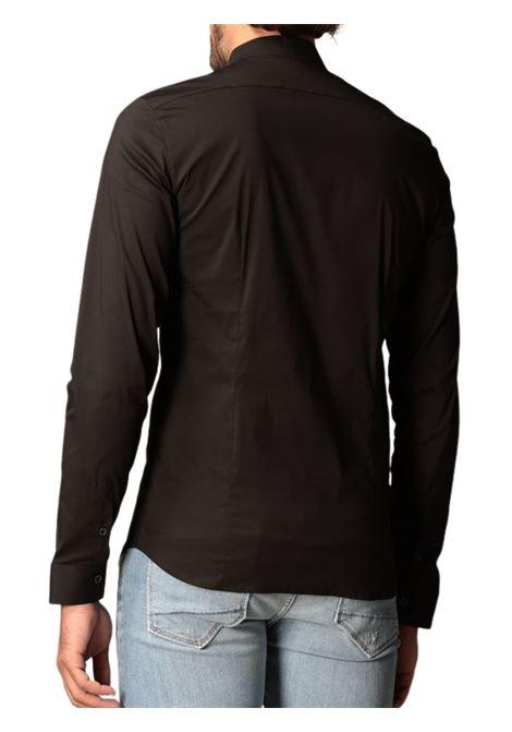Camicia con collo alla coreana Patrizia Pepe | 6 | 5C0257/A01K102
