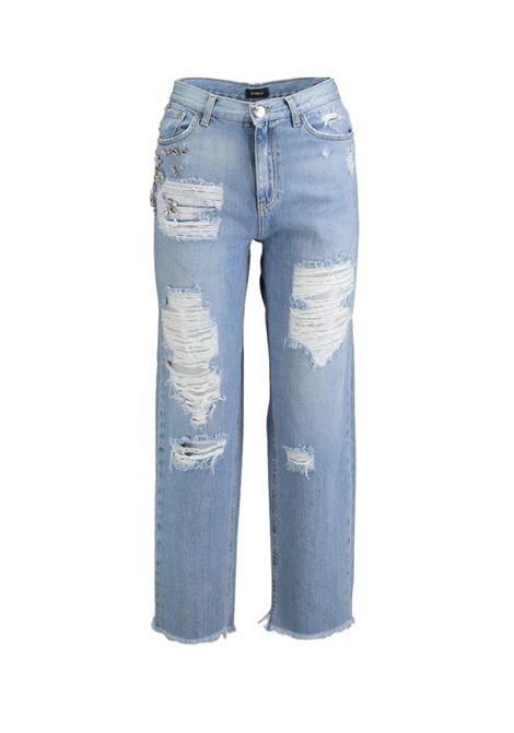 Jeans Mom Fit Maddie 16 Pinko | 24 | MADDIEY649