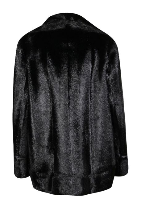 Caban in pelliccia simil visone Pinko | 1631859650 | ODDONEZ99