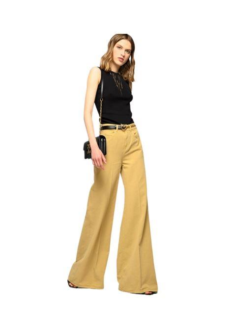 Pantalone 5 tasche Pinko | 9 | PALAZZOM07