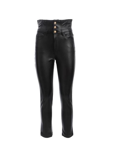 Pantaloni vita alta Pinko | 9 | SUZIE2Z99