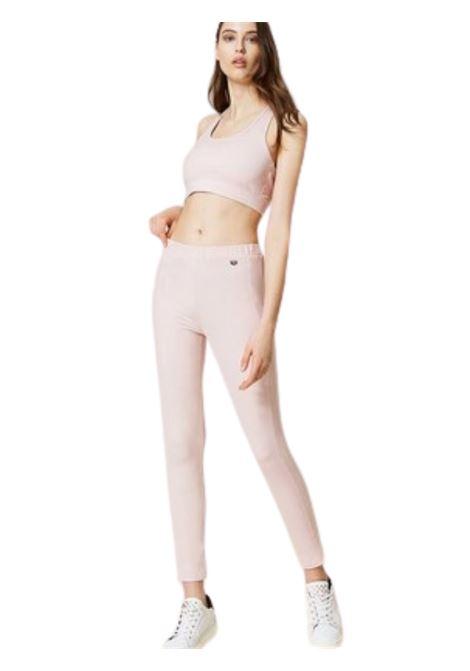 Leggings in tessuto tecnico TWIN-SET   5032242   212LI2VJJ03369