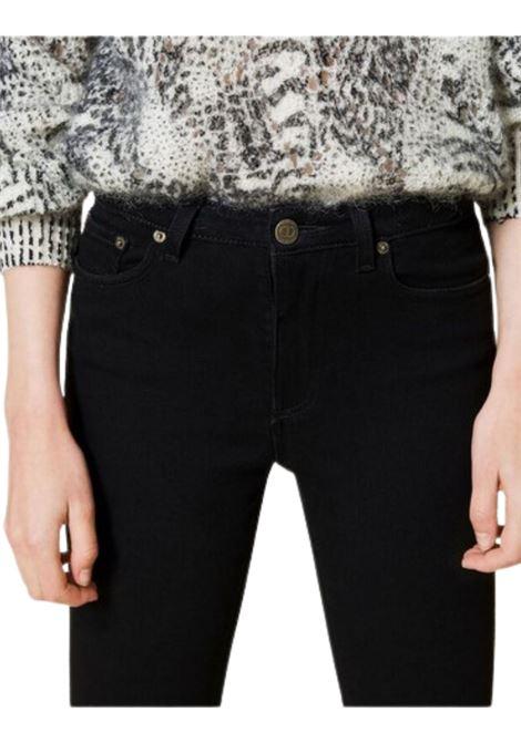 Jeans skinny a vita alta TWIN-SET | 24 | 212TP236001103