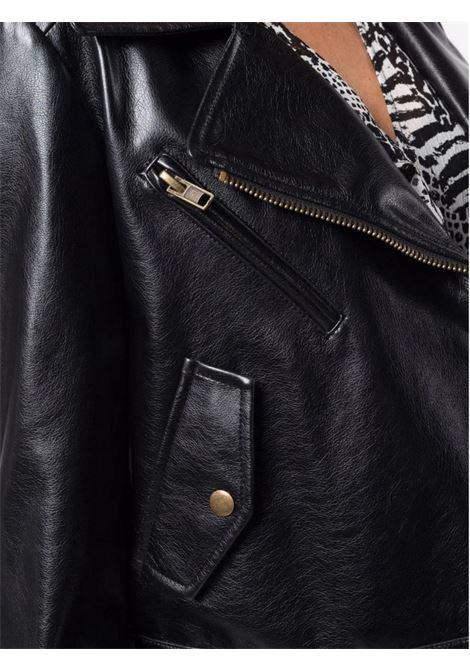 Giacca biker con borchie TWIN-SET | 5032296 | 212TP262000006