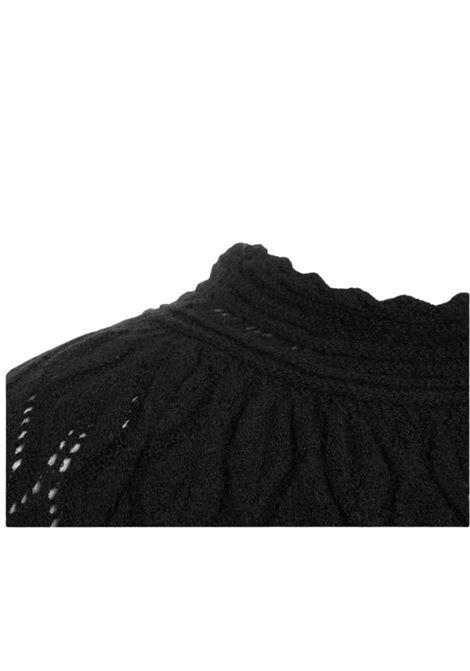 Maglia traforata in misto lana TWIN-SET | 7 | 212TT328000006
