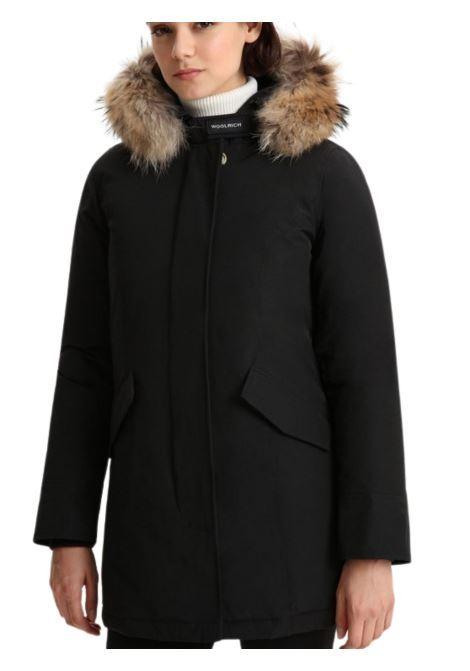 Arctic Parka con pelliccia Woolrich | 13 | WWCPS2762UT0001BLK