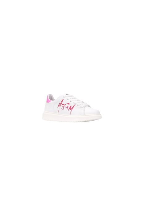 SNEAKERS CON STAMPA MSGM   12   2842MDS170808