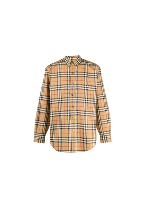CAMICIA JAMESON BURBERRY CHECK Burberry | 6 | 8022268CHECK