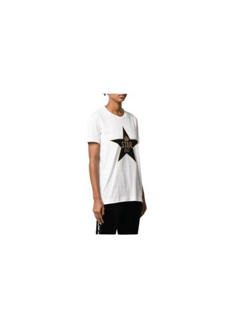 T-SHIRT DG STAR DOLCE E GABBANA | 8 | F8L90ZG7VDTW0111