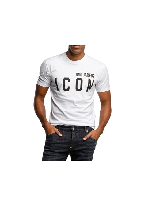 T-SHIRT ICON DSQUARED2 | 8 | S79GC0003100